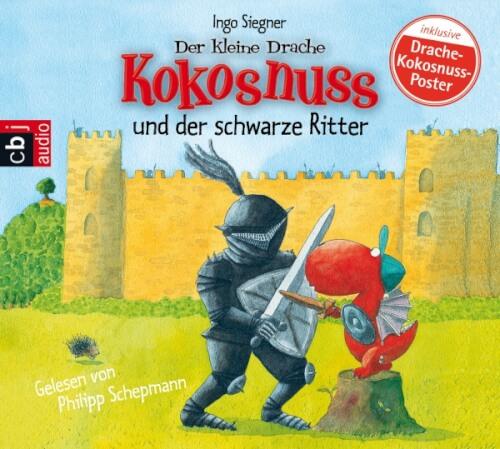 CD Der kleine Drache Kokosnuss :Schwarzer Ritter