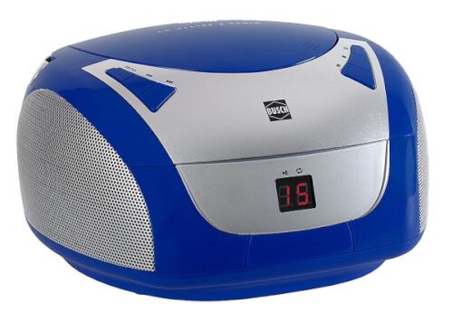 CD Player mit Radio Boombox