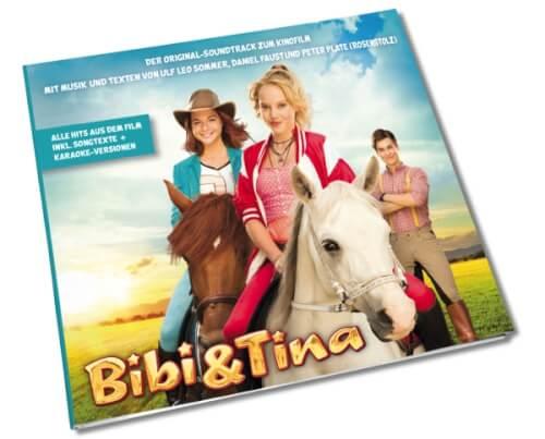 CD Bibi & Tina Original Soundtrack zum Film