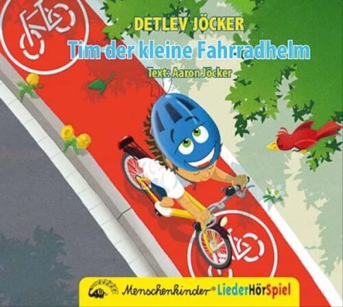 CD Tim,der kl.Fahrradhelm