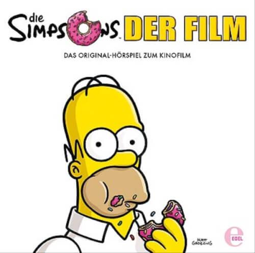 CD Die Simpsons
