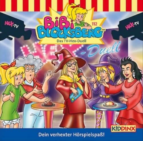 CD Bibi Blocksberg 112