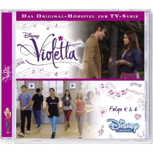 CD Violetta 5&6