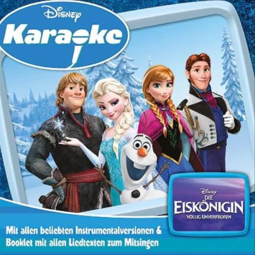 CD Eiskönigin:Karaoke-Soundtr