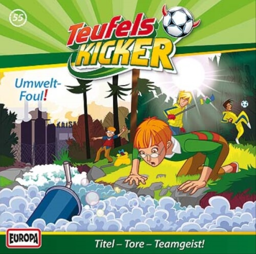 CD Teufelskicker 55