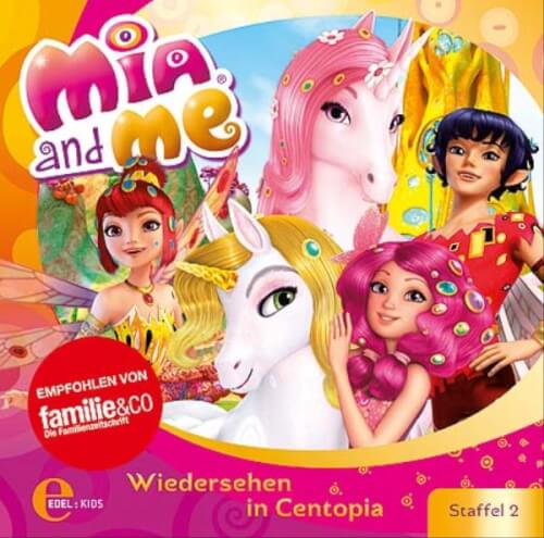 CD Mia and me 14