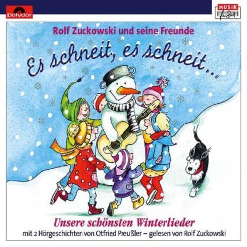 CD Rolf: Es schneit,es schneit