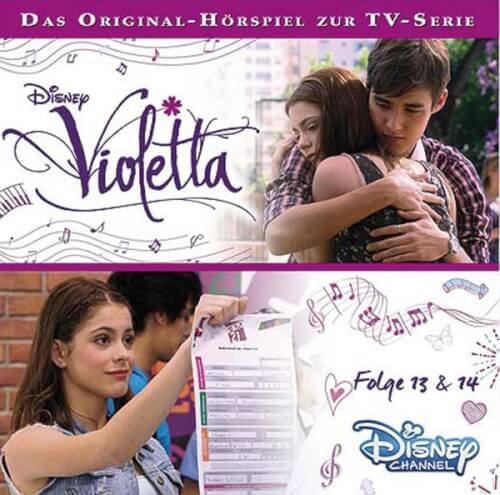 CD Violetta 13&14