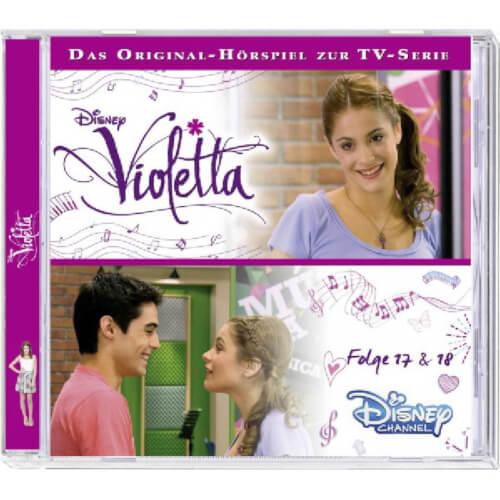 CD Violetta 17&18