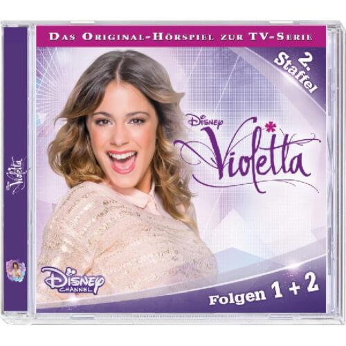 CD Violetta Staffel 2 1&2
