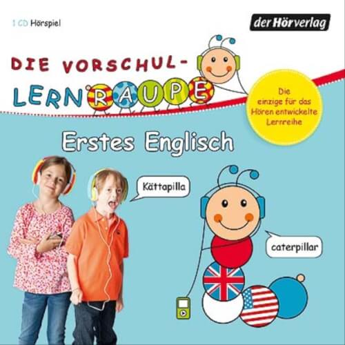 CD Lernraupe:Erstes Englisch