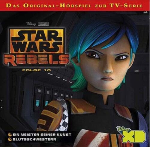 CD Star Wars Rebels 10: Kunst