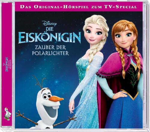 Die Eiskönigin - Zauber der Polarlichter (CD)