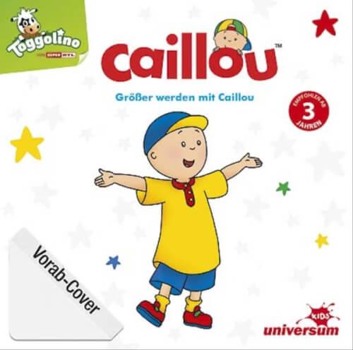 CD Caillou:Größer werden
