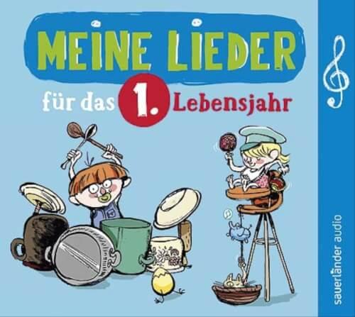 CD Lieder f.d. 1. Lebensjahr
