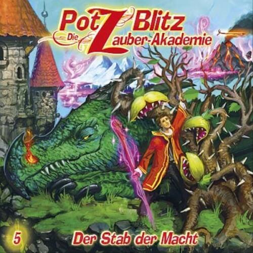 CD Potz Blitz 5:Stab d.Macht