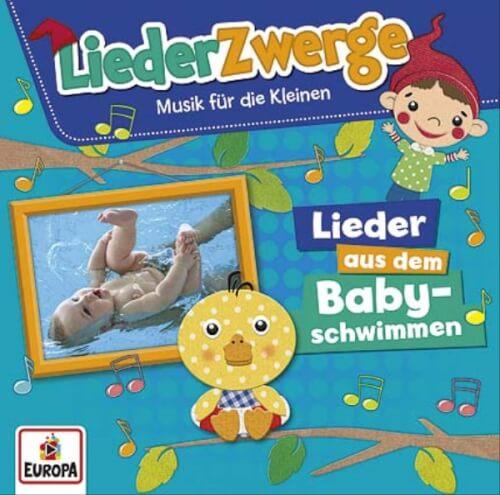 CD Liederzwerge: Babyschwimme