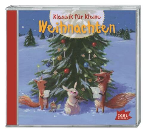 Klassik für Kleine. Weihnachten CD