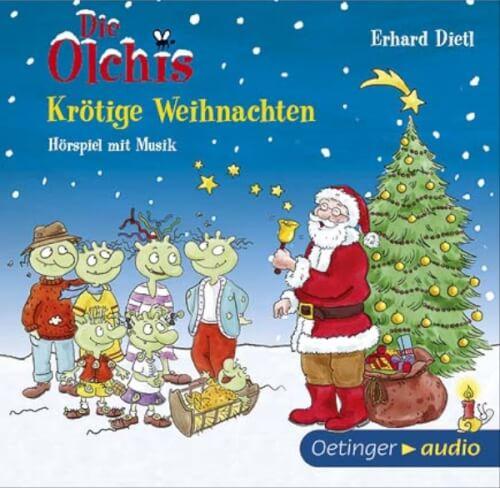 Die Olchis: Krötige Weihnachten (CD)