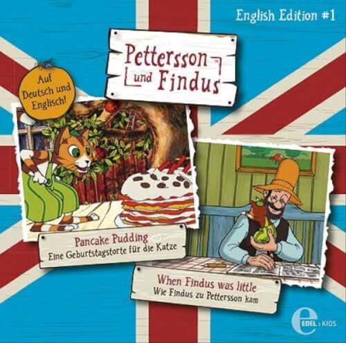 CD Pettersson und Findus: English