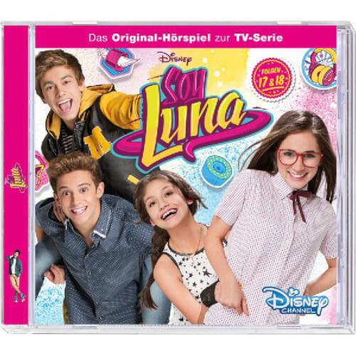 CD Soy Luna 17+18