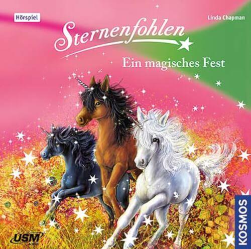 Sternenfohlen - Folge 11: Ein magisches Fest (CD)