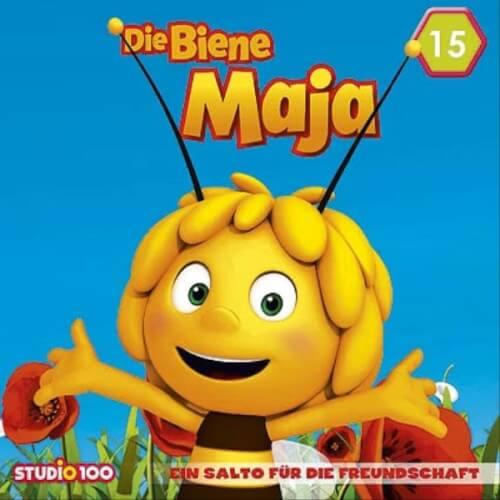 Biene Maja - Folge 15: Ein Salto für die Freundschaft (Hörspiel-CD zur CGI-TV-Serie)