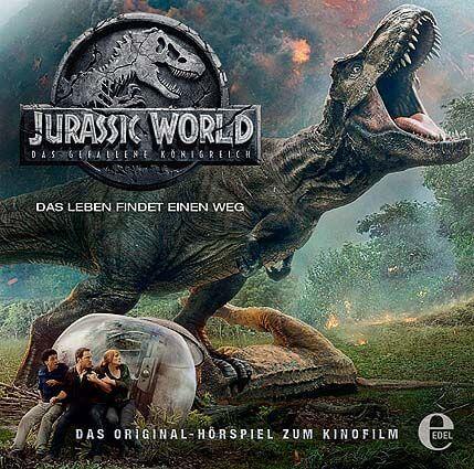 CD Jurassic World 2