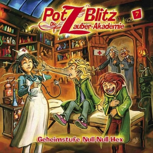 CD Potz Blitz 7: Null Hex