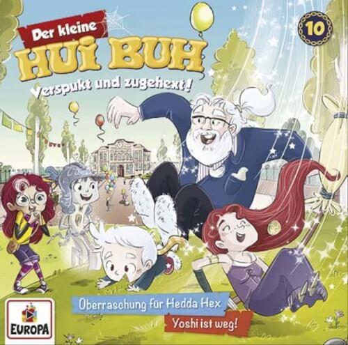 CD Kleiner Hui Buh 10: Überr