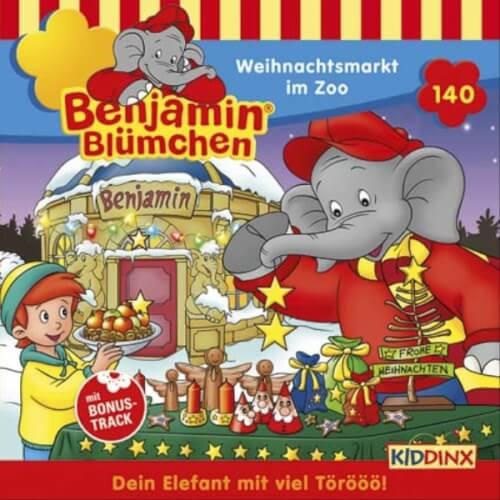 CD Benjamin Blümchen 140