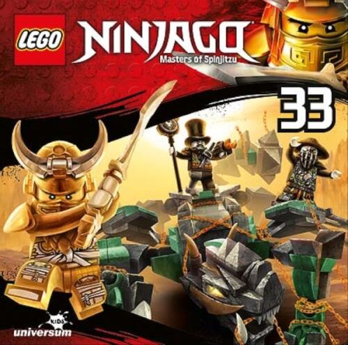 CD LEGO Ninjago 33: Gib nie
