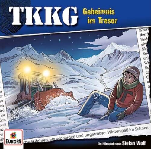 CD TKKG 208