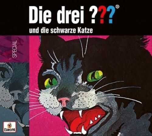 CD Drei ???: Schwarze Katze