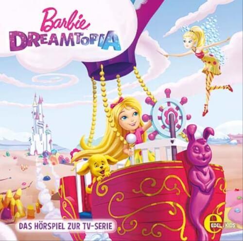 CD Barbie Dreamtopia:Festival