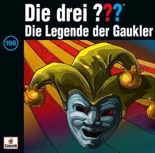 CD Drei ??? 198