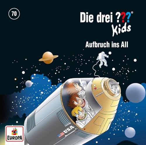 Kosmos CD ??? Kids 70 Aufbruch ins All