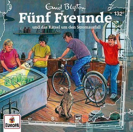 CD Fünf Freunde 132