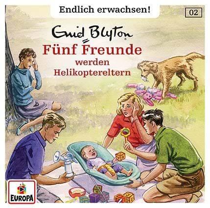 CD Fünf Freunde erwachsen 2