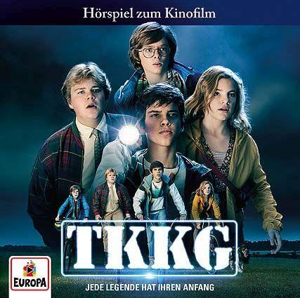 CD TKKG Kinofilm: Legende