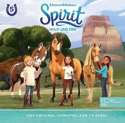 CD Spirit 5: Gefahr