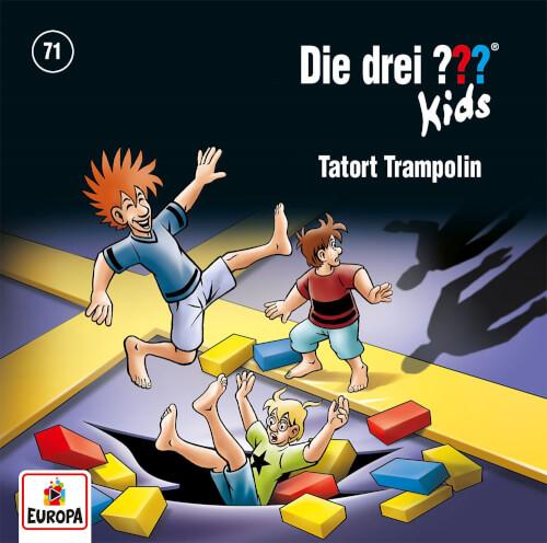 Kosmos CD ??? Kids 71 Tatort Trampolin