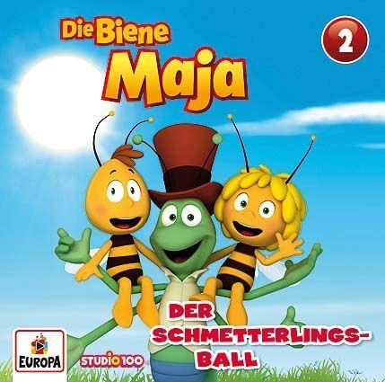 CD Biene Maja CGI 2: Schmett.