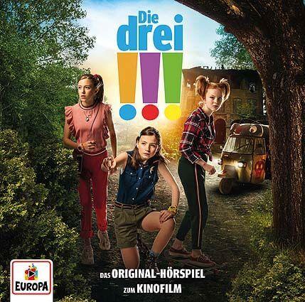 CD Die drei !!! Hörspiel Film
