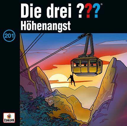 CD Drei ??? 201