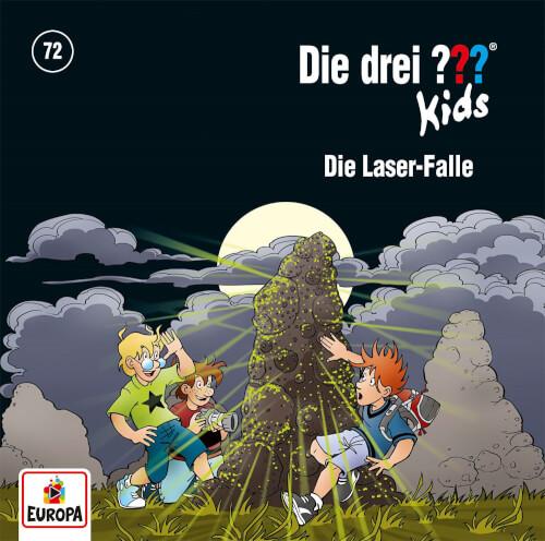 Kosmos CD ??? Kids 72 Die Laser-Falle