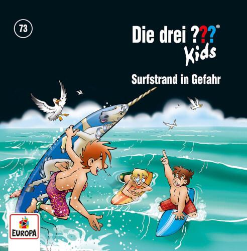 Kosmos CD ??? Kids 73 Surfstrand in Gefahr