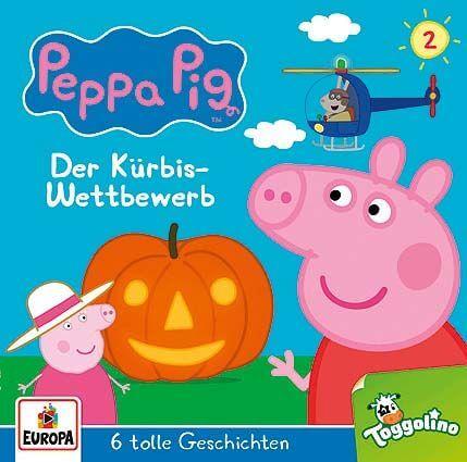 CD Peppa Pig 2: Kürbis
