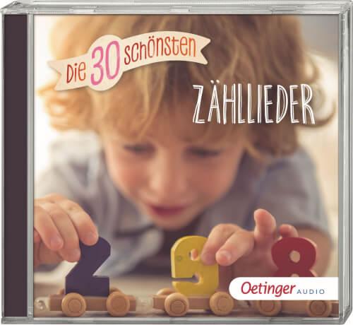 Die 30 schönsten Zähllieder CD