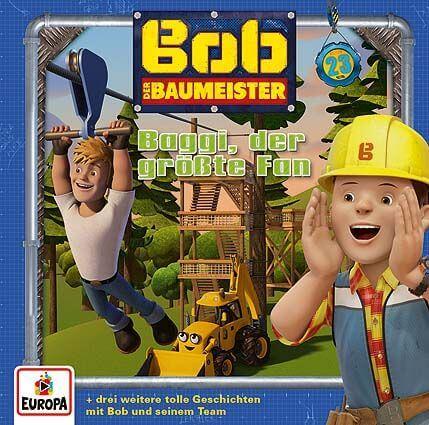 CD Bob Baumeister 23: Fan